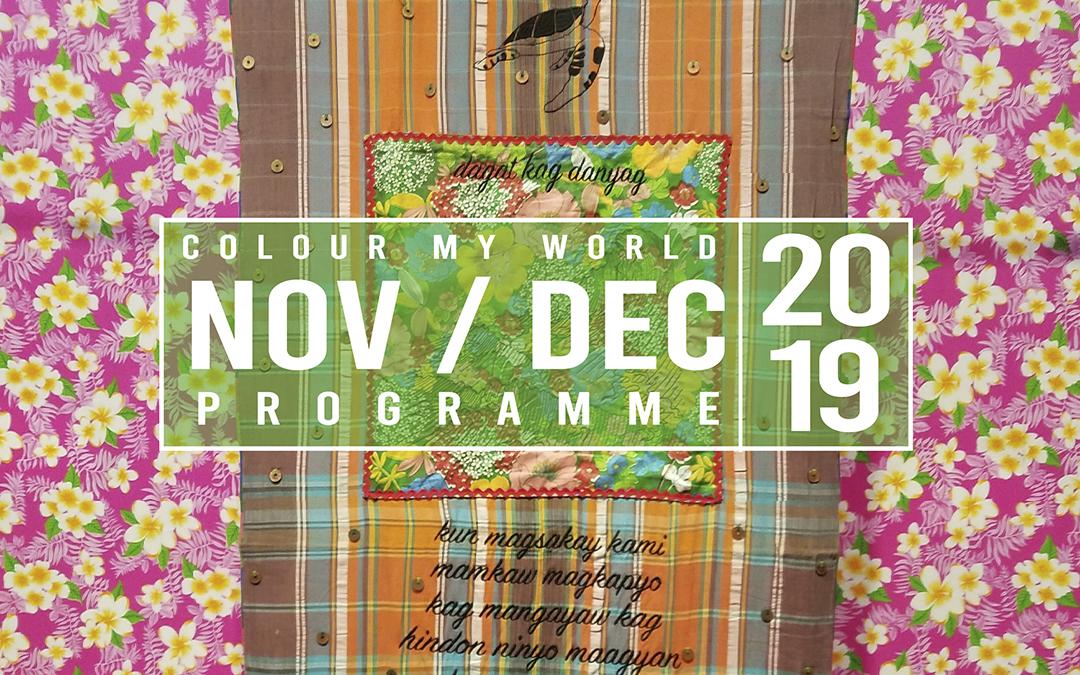 Visual Arts E-Bulletin Nov-Dec 2019