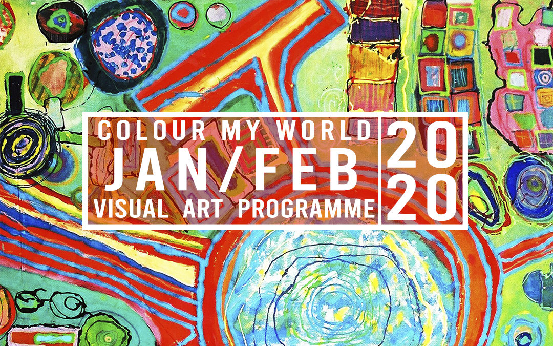 Colour My World Visual Arts E-Bulletin Jan-Feb 2020