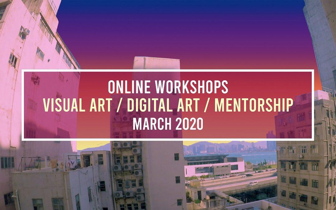 Colour My World Online Workshops